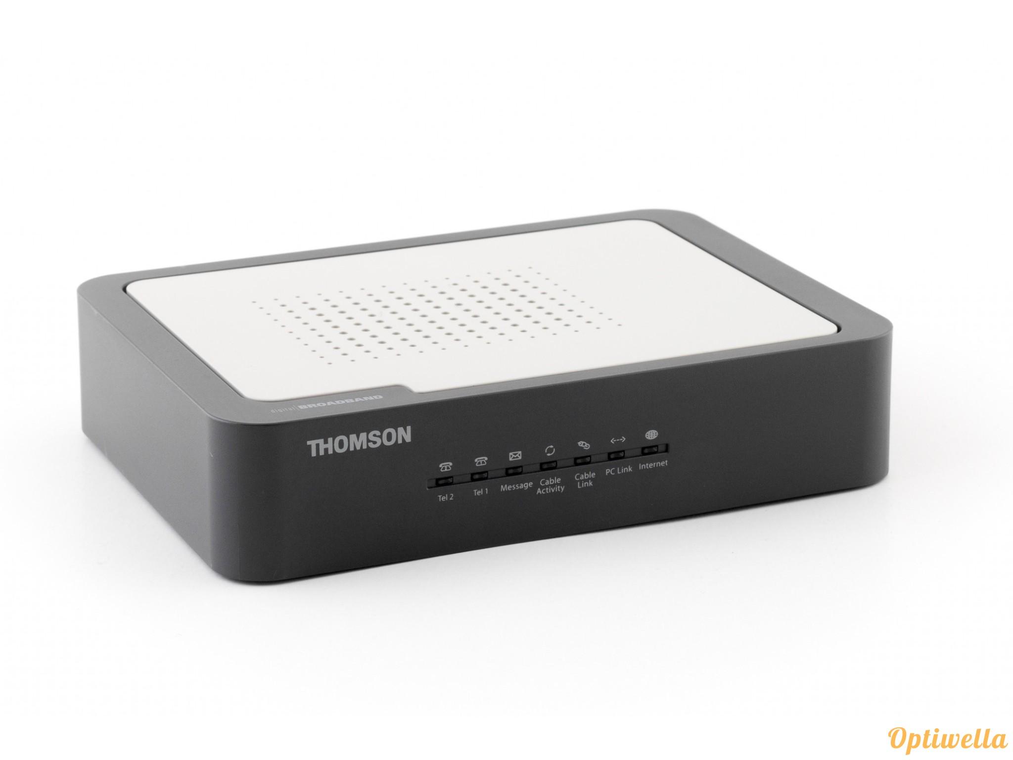 Thomson Thg540 Voice Over Ip Cable Modem Modem