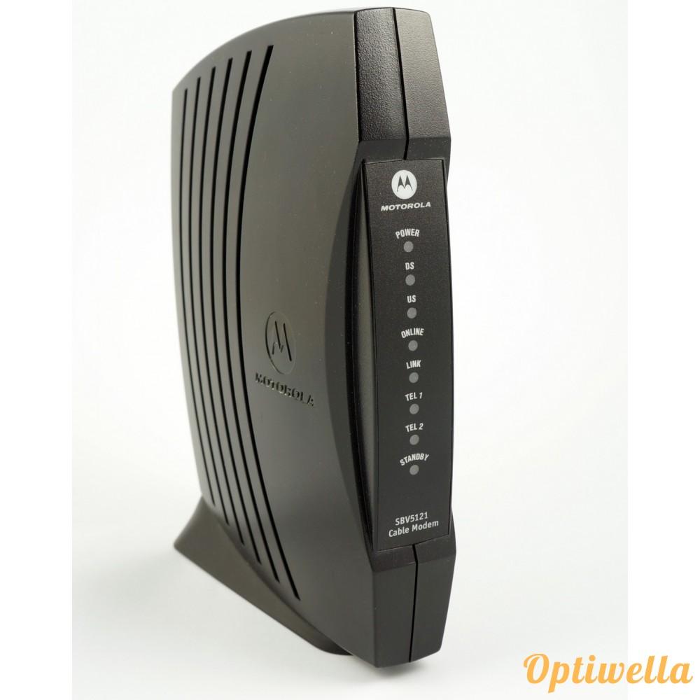 Motorola Surfboard Sbv5121i Digital Voice Modem Modem