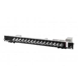 Casa Systems C10G / C40G / C100G RF I/O Upstream Module (RFU) with 16 ports