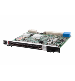 Casa Systems C10G / C40G / C100G Switch and Management Module with Two 10 GigE interfaces and Eight GigE interfaces