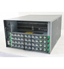 Cisco uBR7246VXR Docsis / EuroDocsis 2.0 CMTS with 8DS + 32US